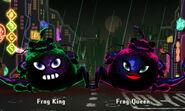 Encounterin Frog Queen.