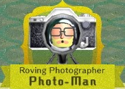 Roving photographer