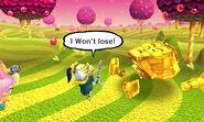 "Gold ""Traveler's Friend"" Golem defeated"