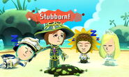 Stubborn Mii continues to dig