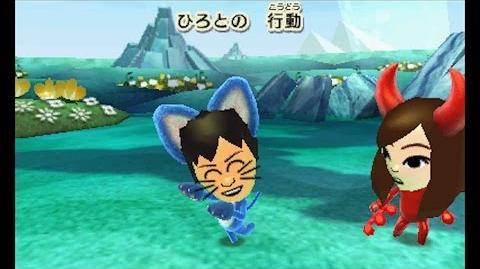 【Miitopia】 - Cat Play Demo