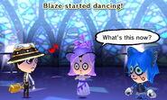 Dancing Status Effect