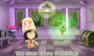 Shining Elven Charm