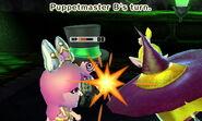 Puppetmaster standard attack