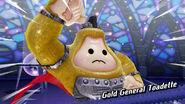 Gold General Toadette