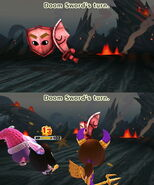 The Doom Sword attack