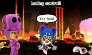 Sonic high on Hyper Sprinkles