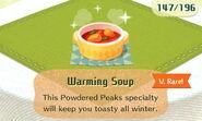 Warming Soup