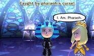 "Pharaoh's Curse Pharaoh ""Genie"" II"