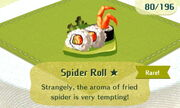 Spider Roll 1star.JPG