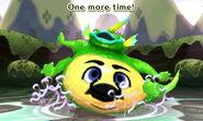 """""""Traveler's Friend Frog"""" Splash - Inhaled Once"""