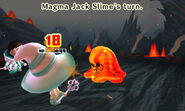 """Magma """"Teammate"""" Slime Attack"""