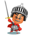 Miitopia Job - Warrior