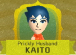 Prickly Husband