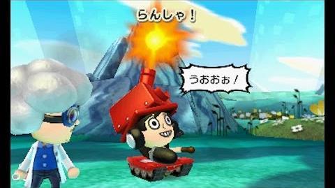 【Miitopia】 - Tank Play Demo