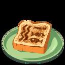 Hieroglyph Toast