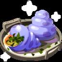 Steamed Snails ★★