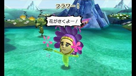 【Miitopia】 - Flower Play Demo