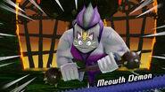 Meowth Demon