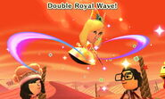 Double Royal Wave