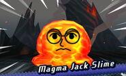 "Magma ""Teammate"" Slime Encounter"