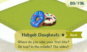 Hobgob Doughnuts 1star.JPG