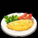 Fluffy Omelette ★