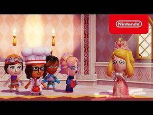 Miitopia - Miitopia Makes Over Mii Characters Trailer - Nintendo Switch