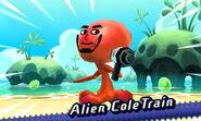 Alien Traveler Intro