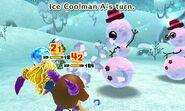 Ice Coolman attack