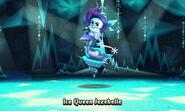 Ice Queen In-battle