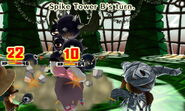 Spike Tower attacks