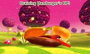 The Hamburger defeated