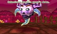 Calamitous Armor guard down
