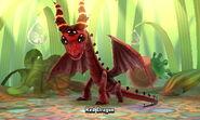 Red Dragon encounter