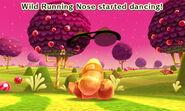 A Wild Running Nose