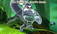 Iron General guard down