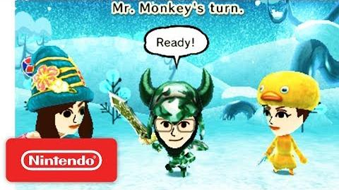 Miitopia - Tips from the Guardian Spirit How to Be a True Hero! - Nintendo 3DS