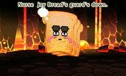 """Traveler"" Bread off guard"