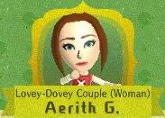Lovey-Dovey Woman