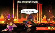 Mii gets weapon back