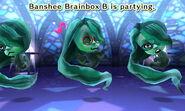 Banshee Brainbox Distracted