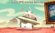 Giant UFO Dis