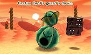 Cactus Cool guard down
