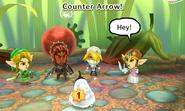 Elf - Counter Arrow