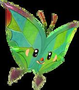 Rainbutterfly