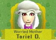 Worried Mother