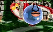 Dancing Red Orochi