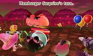 Hamburger Surprise attacks