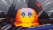 Magma Stocking Slime